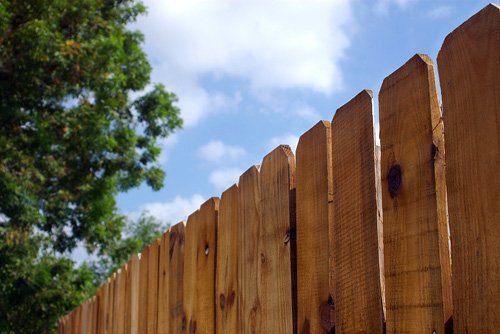Repairing Wooden Fence Panels